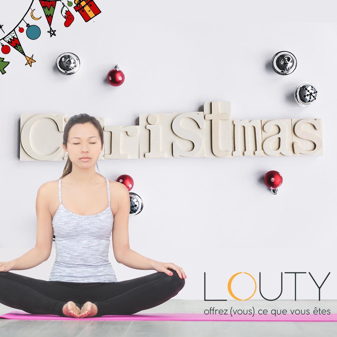Initiation à la méditation chez LOUTY Lyon pour savourer les fêtes