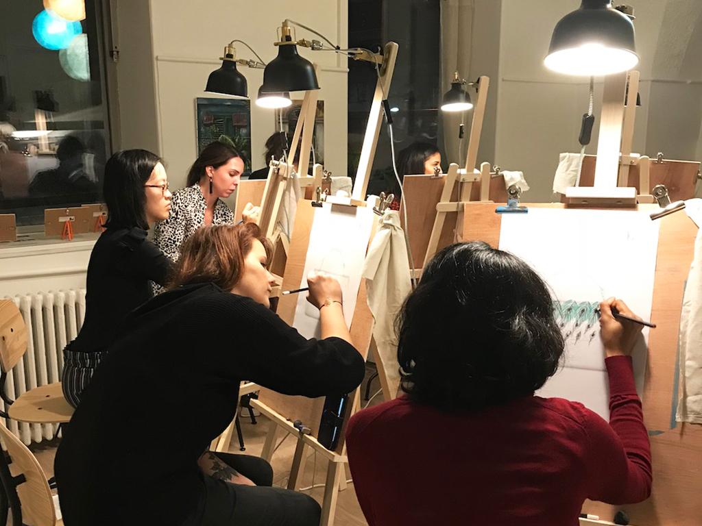Atelier créativité entreprise louty lyon