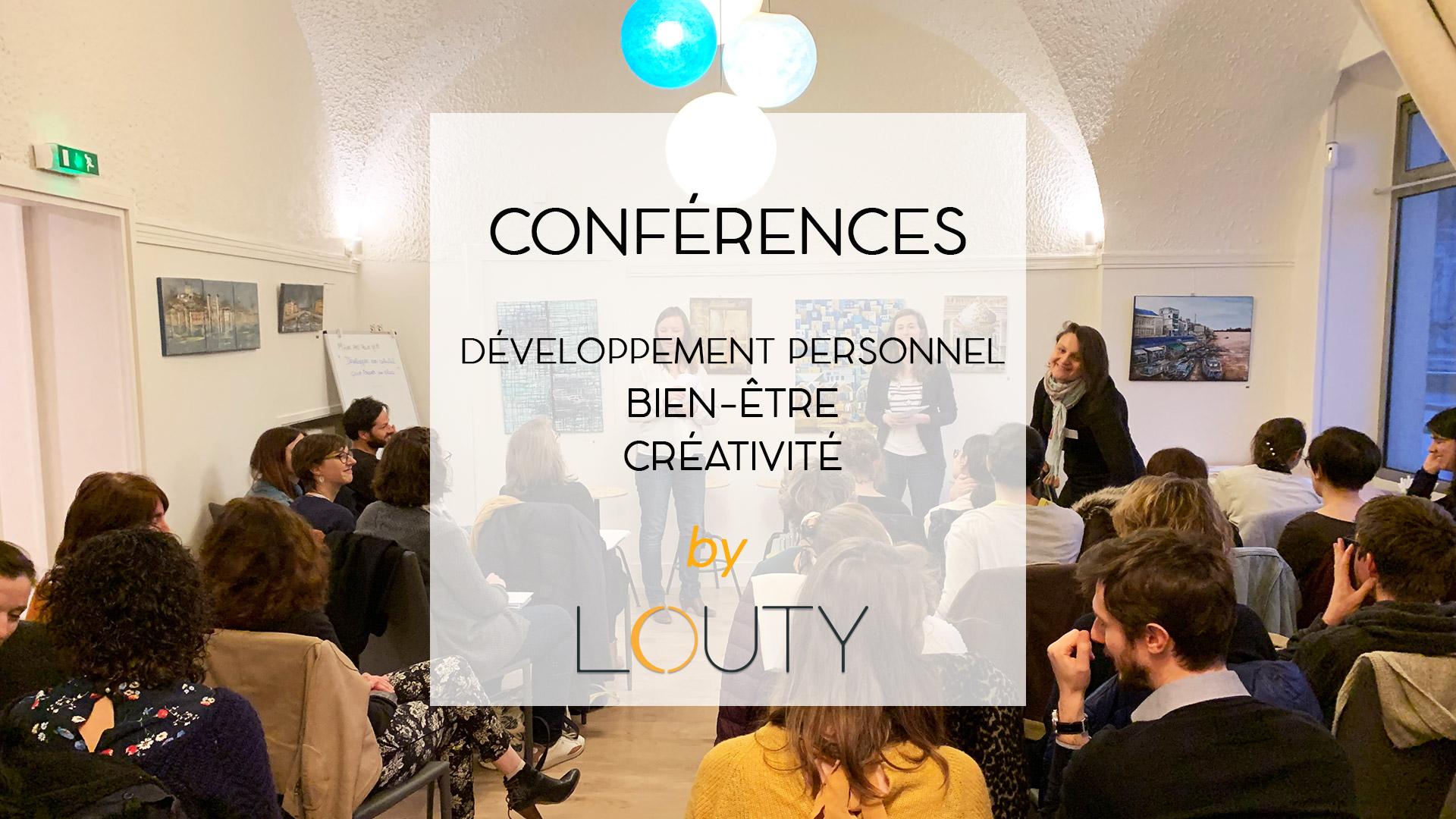 Conférences chez Louty lyon