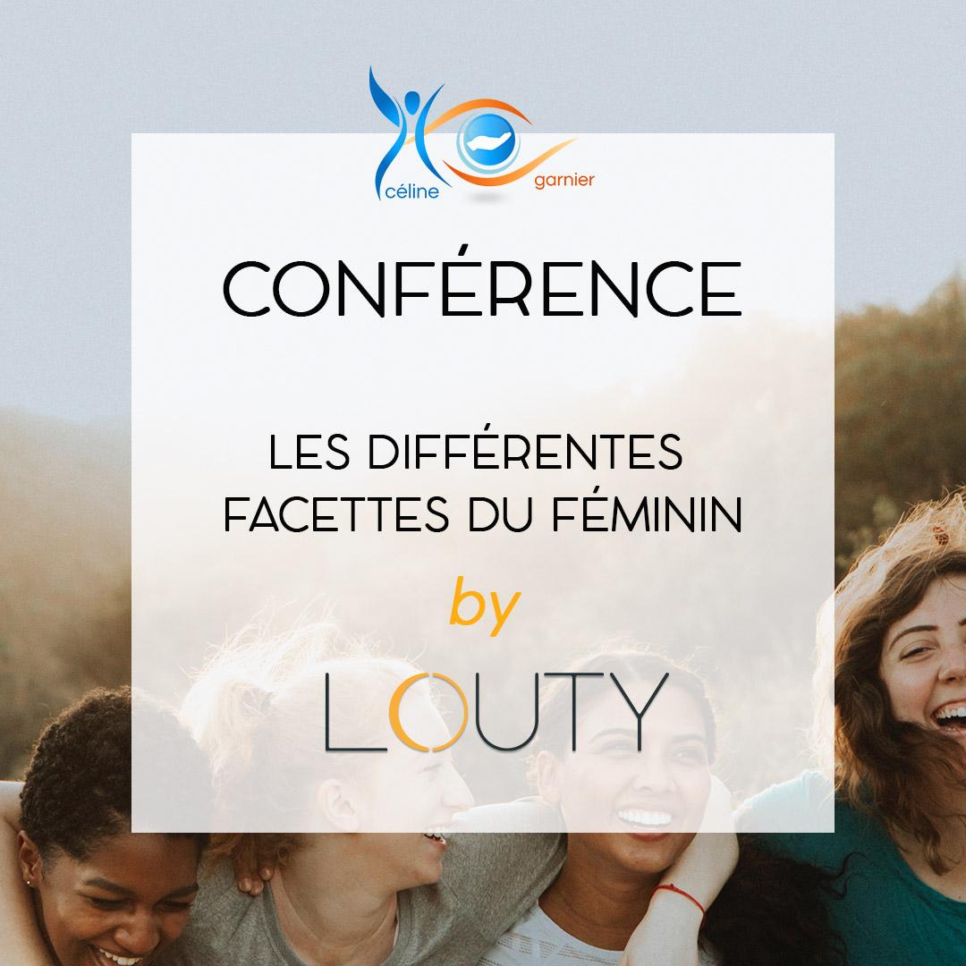 Conférence sur le féminin louty lyon