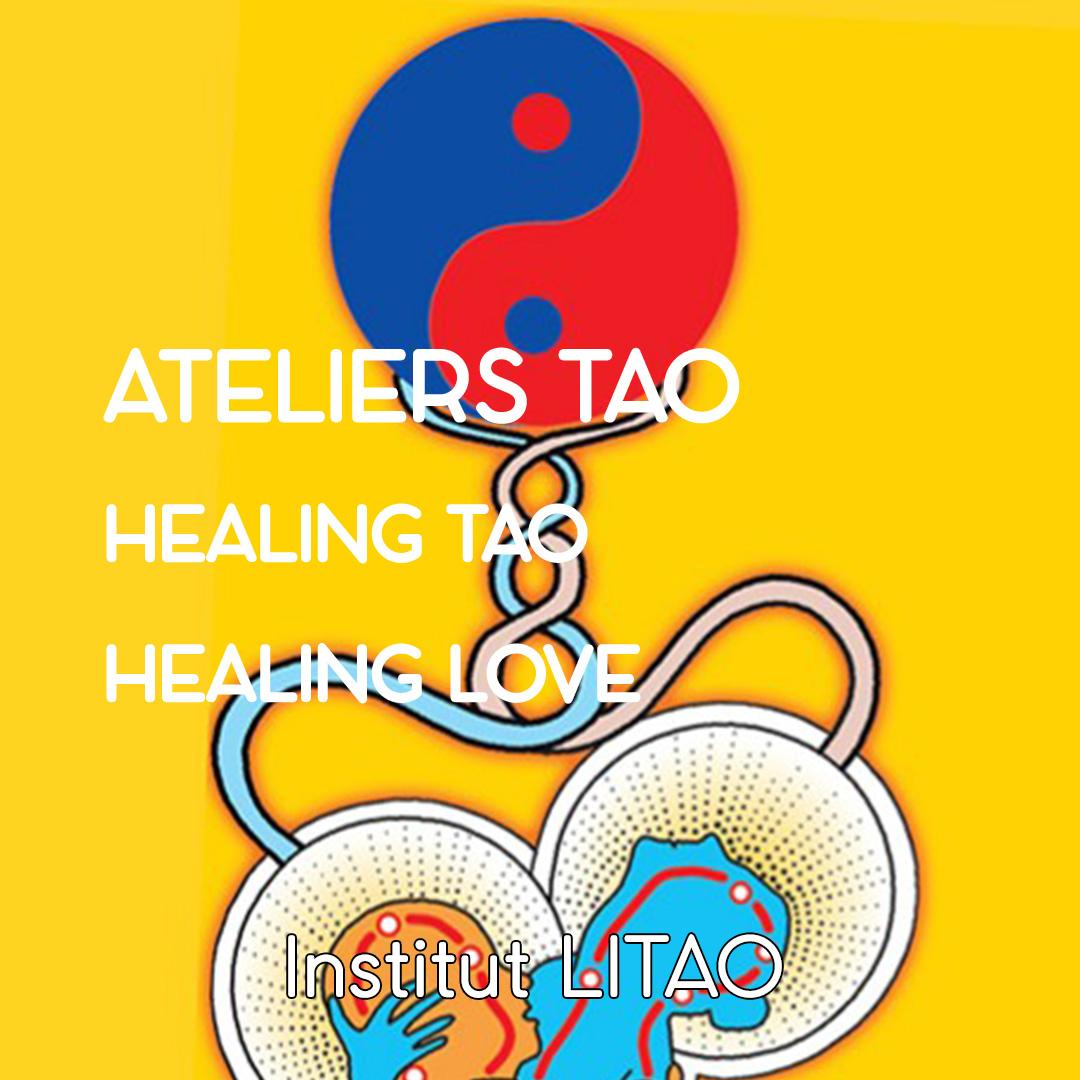 Ateliers tao healing et love LOUTY lyon
