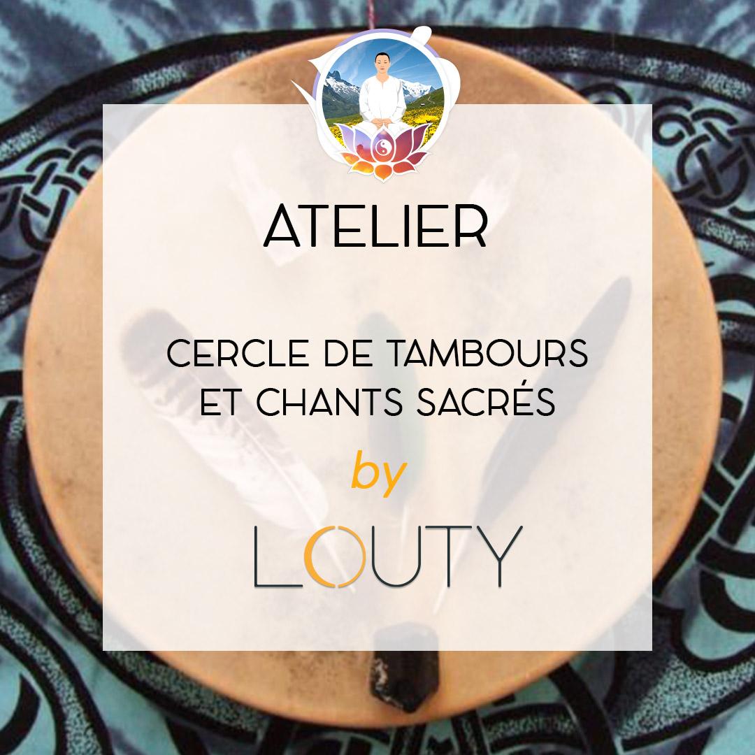 cercle tambours et chants yvan cordier louty lyon