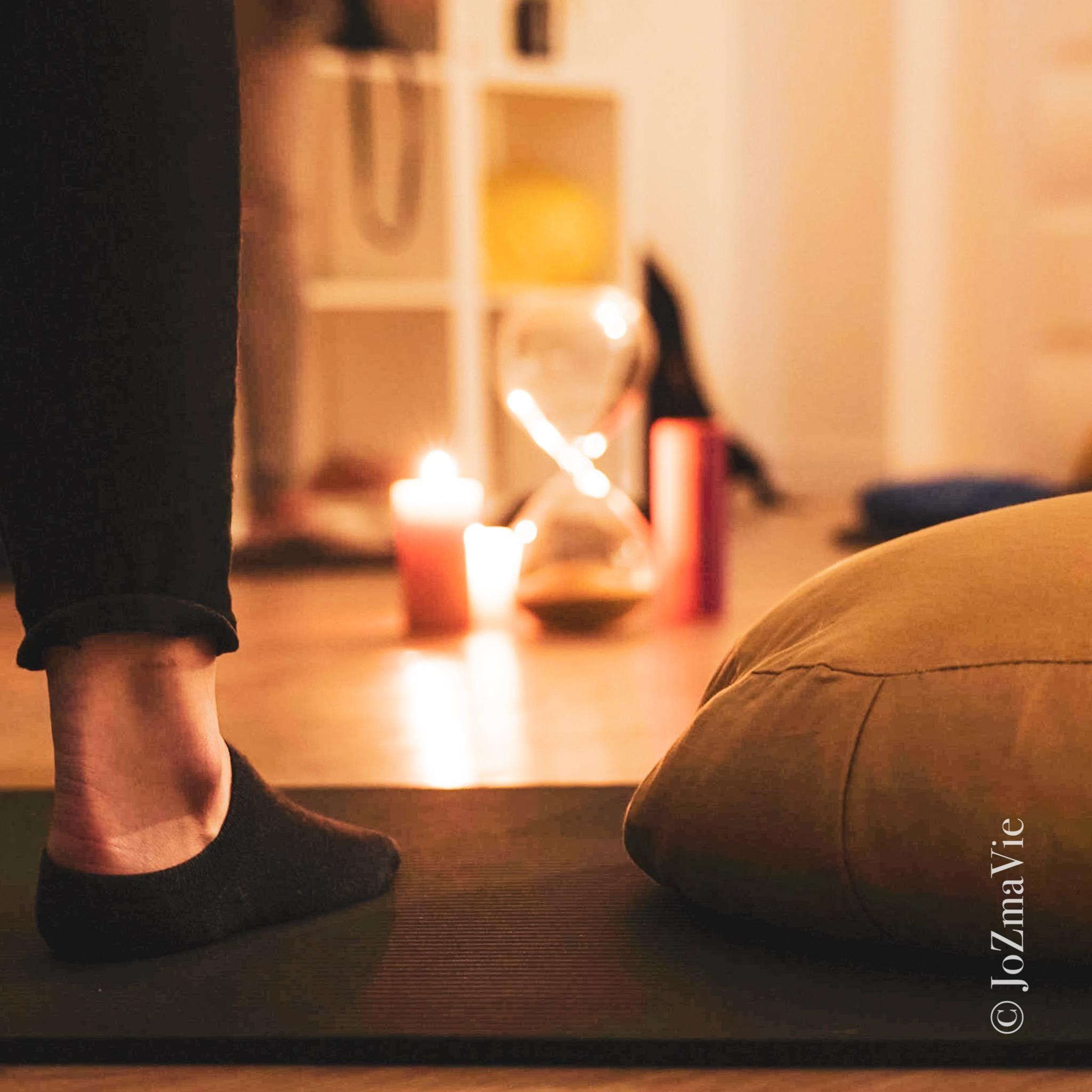 Massage, cours de yoga, sophrologie, Lyon 2