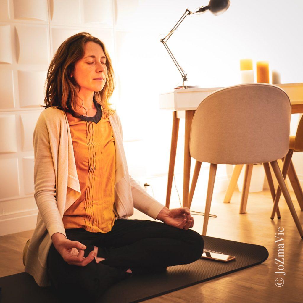 Méditation Lyon 2 avec Audrey Collilieux