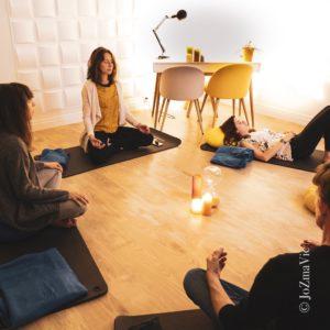 Cours de méditation, cercles de parole, accompagnement Lyon 2