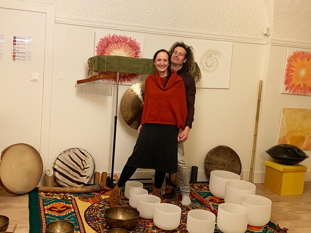 Claire et will de elevation NZ chez louty