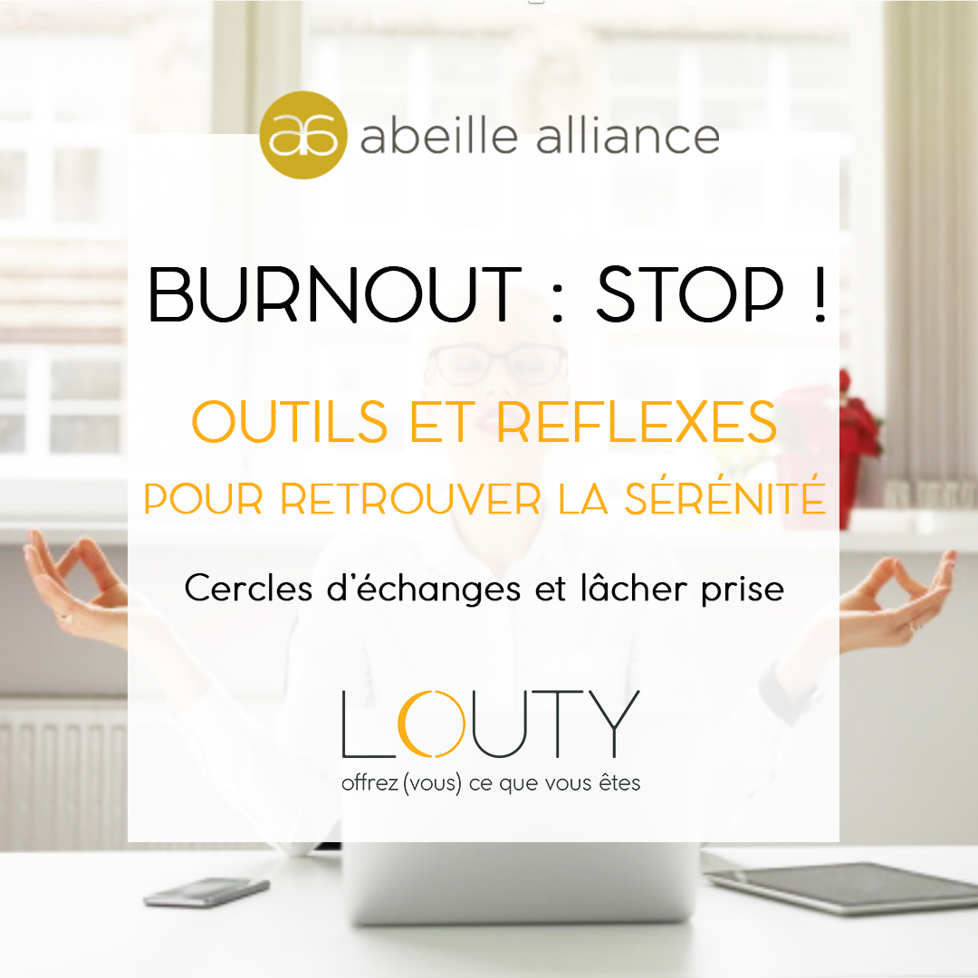 abeille alliance burnout louty