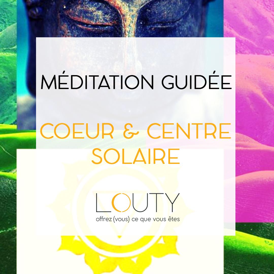 Méditation coeur louty