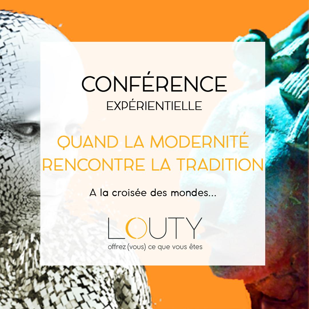 modernité et tradition LOUTY