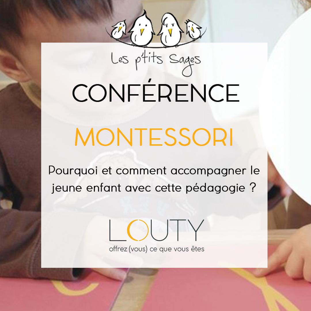 Pédagogie Montessori louty