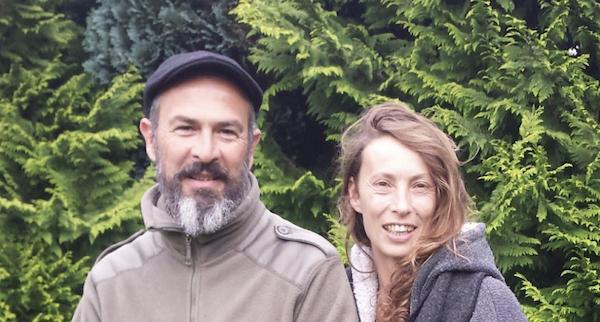 Isabelle Fabry et Laurent