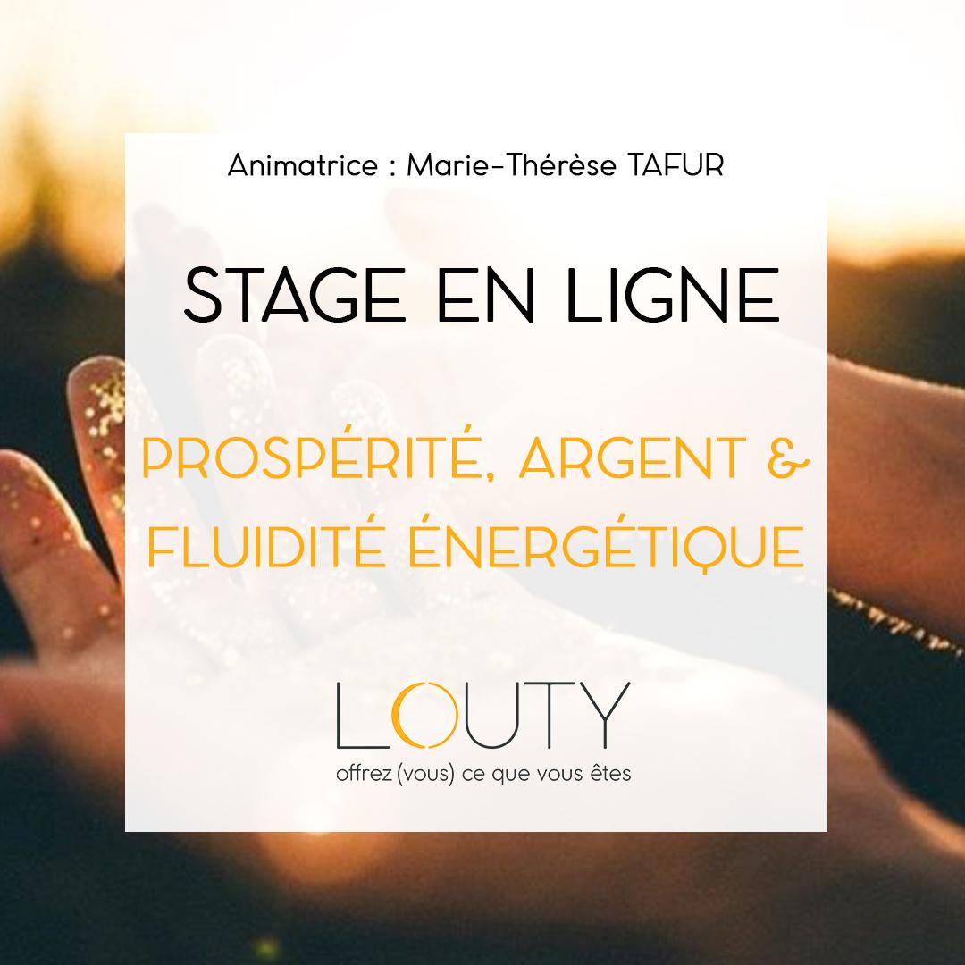 Stage en ligne marie-thérese Tafur