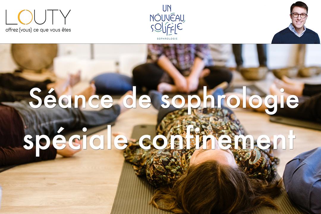 Expertise séance de sophrologie louty