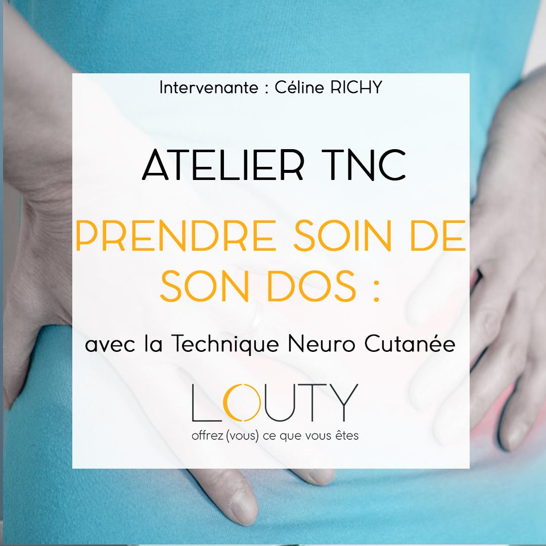 Atelier de technique neuro cutanée