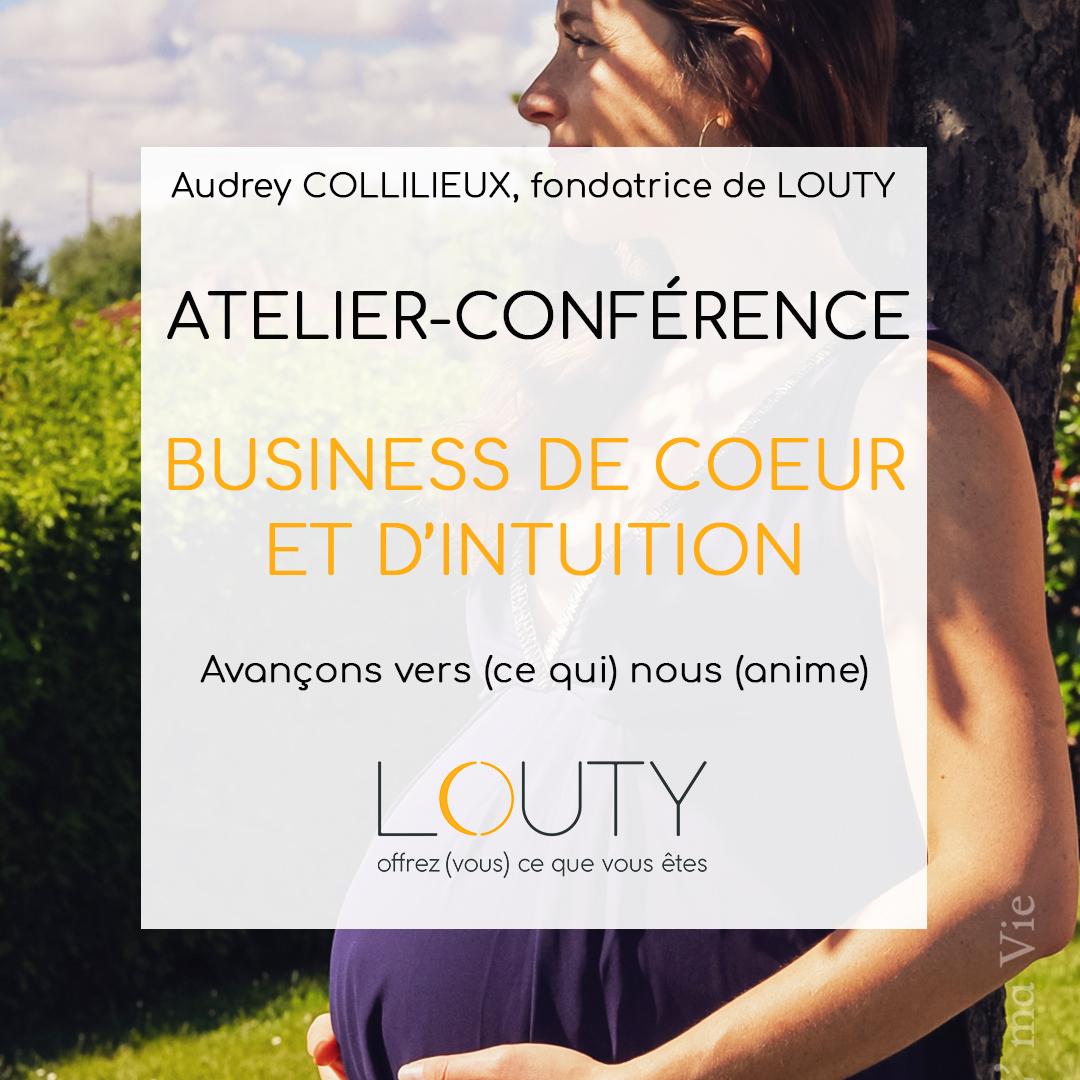 Conférence Audrey COLLILIEUX LOUTY