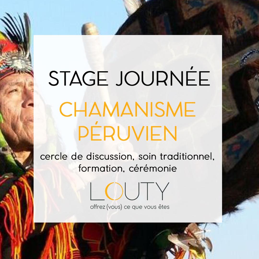 Stage de chamanisme péruvien louty