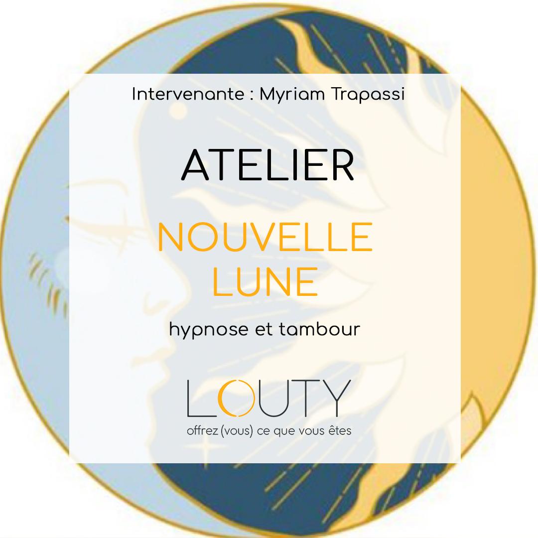 hypnose et tambour LOUTY Lyon