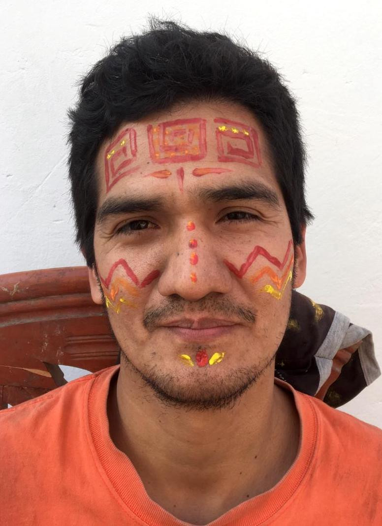 Jose bueno chaman péruvien