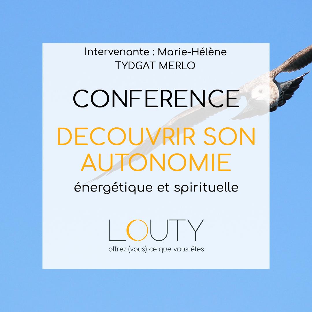 conférence marie-helene loutylyon