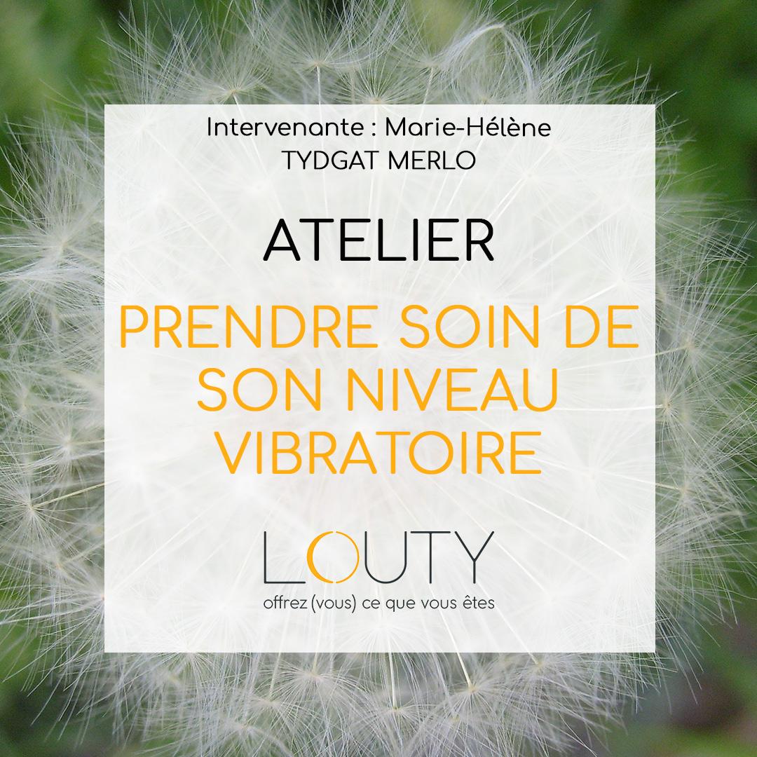 niveau vibratoire louty