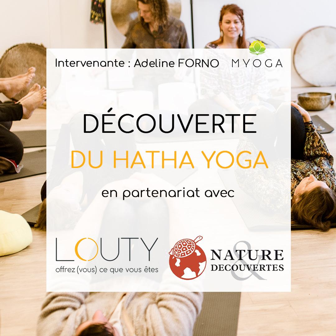 Hatha Yoga chez LOUTY