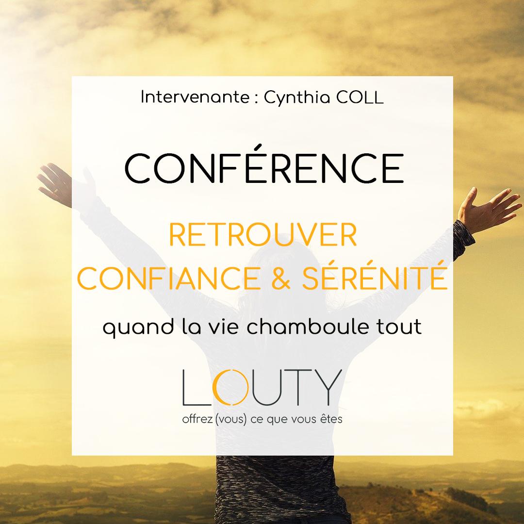 conférence cynthia coll louty