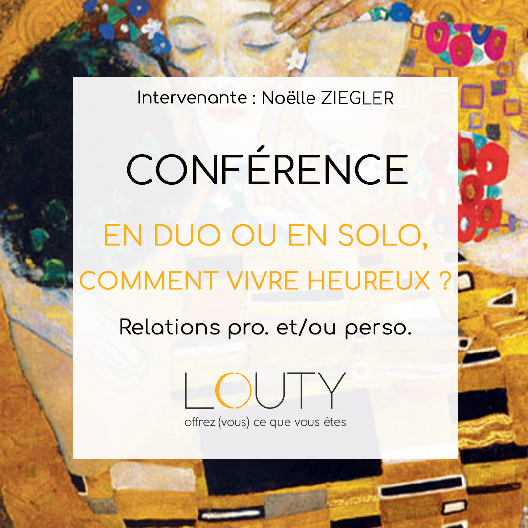 conférence atelier relation louty