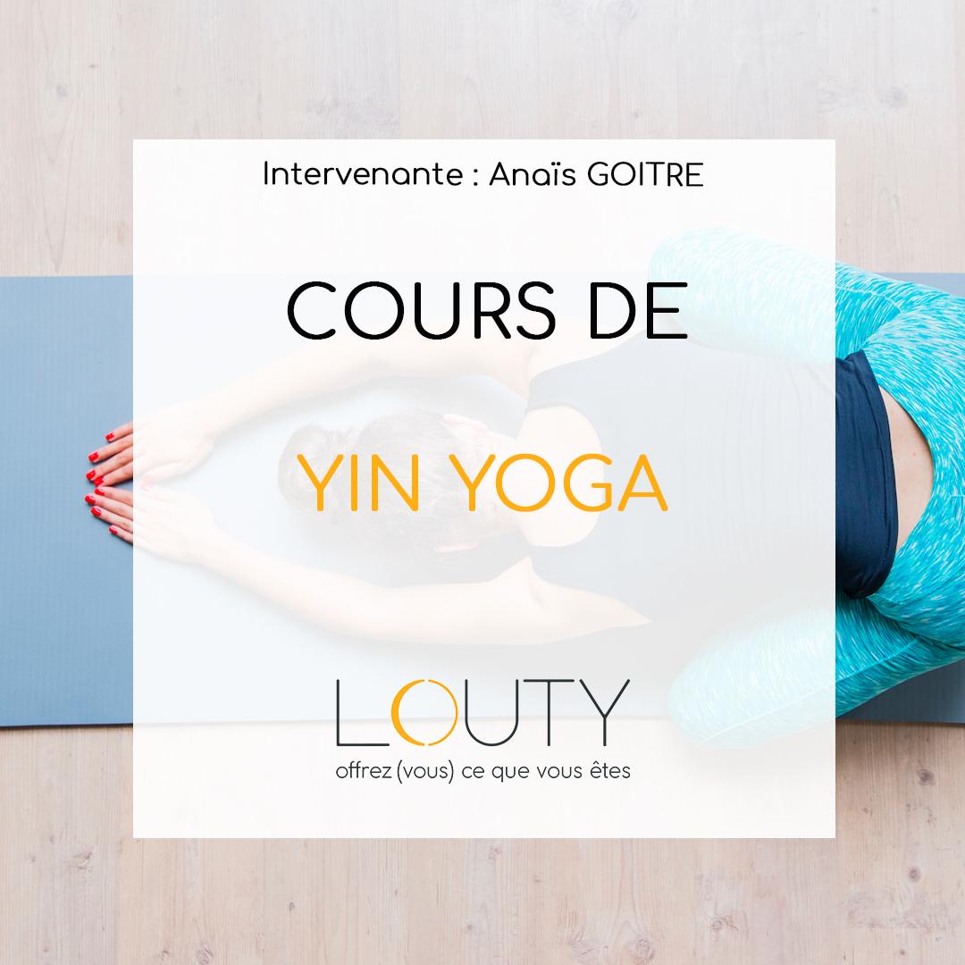 yin yoga louty