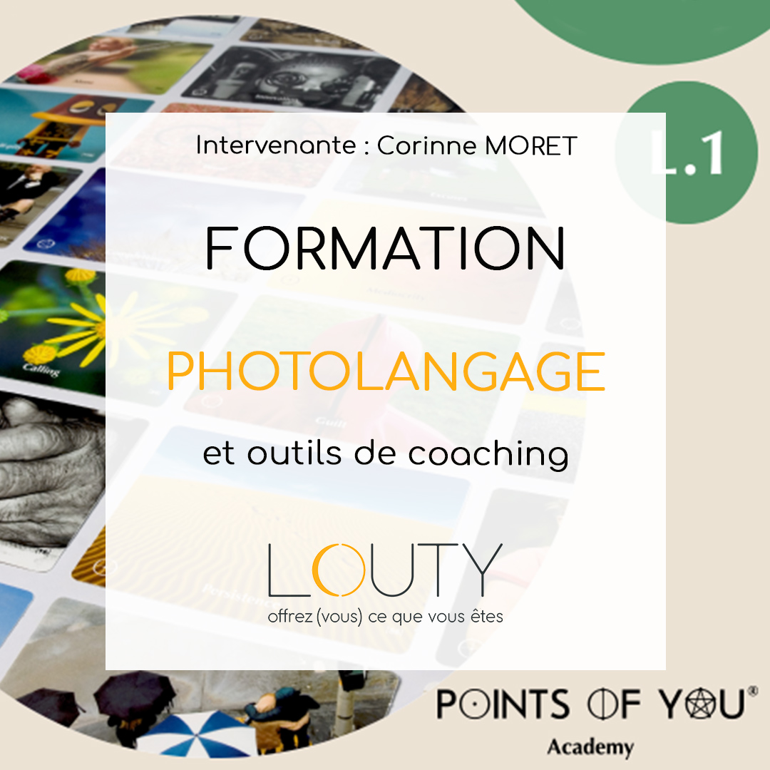Formation photolangage