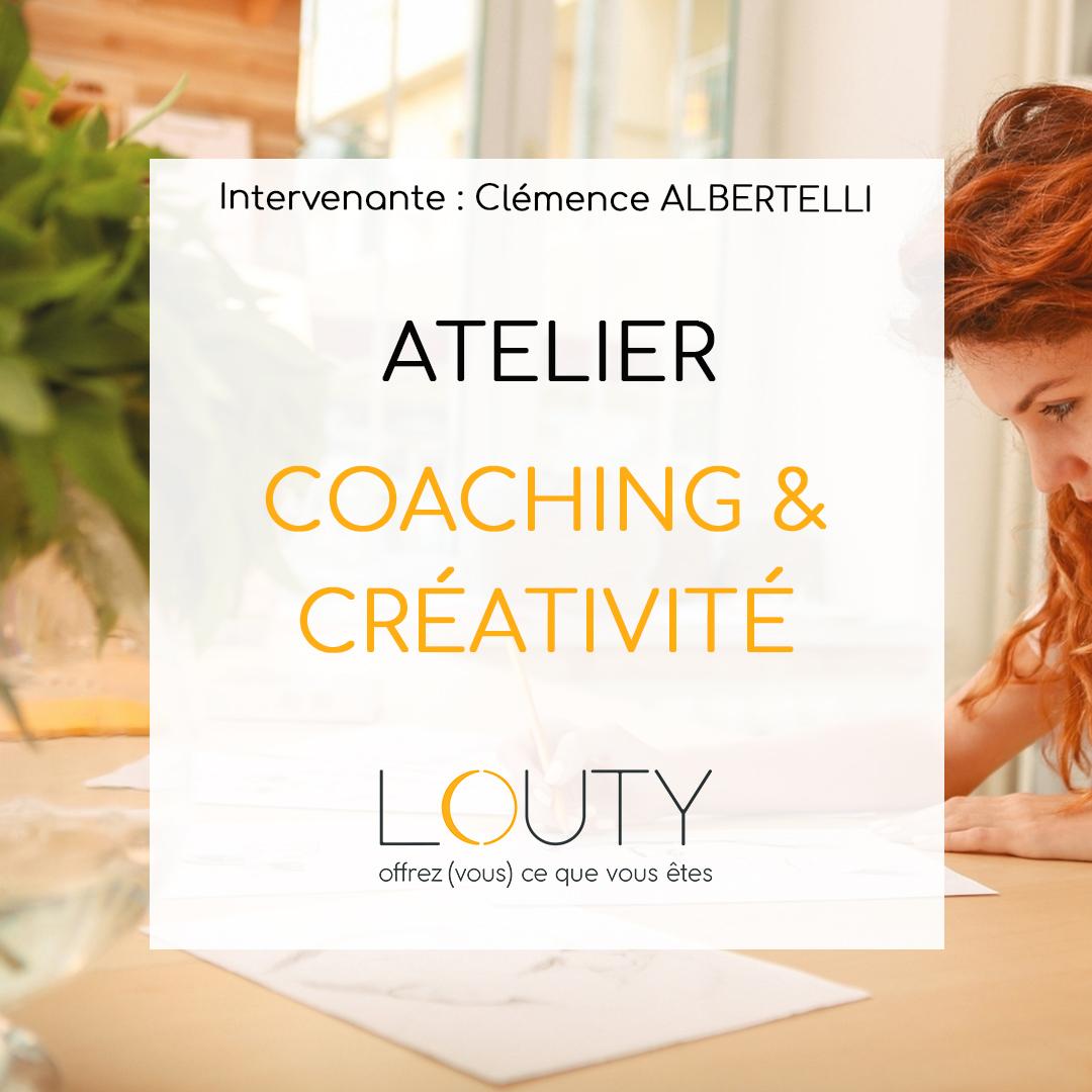 coaching, écriture et créativité