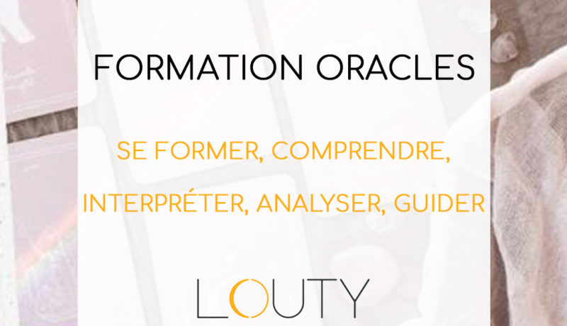 formation oracle louty