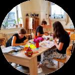 atelier créativité LOUTY Lyon