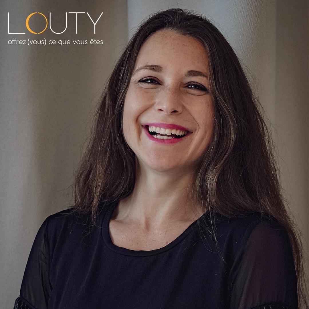 Fondatrice de LOUTY - atelier être et intuition